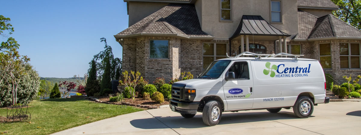 FAQ | Central Heating & Cooling | Mountain Home, Arkansas